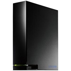 I・O・DATA ネットワークハードディスク 4TB デュアルコアCPU搭載 HDL-AA4