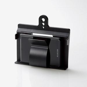 エレコム TV背面取り付け用ポータブルハードディスク 1TB ELP-EKTUシリーズ ブラック ELP-EKT010UBK