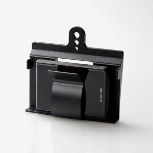 エレコム TV背面取り付け用ポータブルハードディスク 2TB ELP-EKTUシリーズ ブラック ELP-EKT020UBK