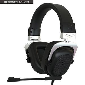 サイバーガジェット CYBER・ゲーミングヘッドセット ハイグレード(PS4用) CY-P4GMHSHG-BK