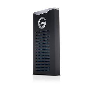 HGST ポータブルSSD 2TB G-DRIVE mobile SSD R-Series 0G06054