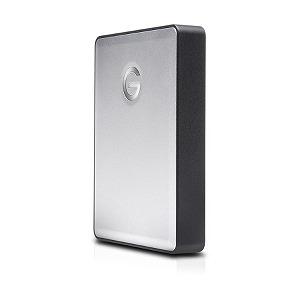 HGST ポータブルHDD 4TB[USB 3.0]G-DRIVE mobile 0G06074 シルバー