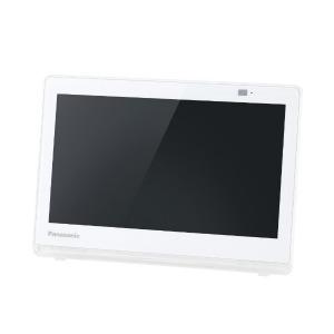 パナソニック 10V型 ポータブルテレビ UN-10CE8-W(送料無料)