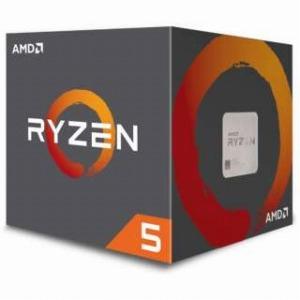 AMD 〔CPU〕 AMD Ryzen 5 Ryzen AMD 2600 with AMD WraithStealthcooler YD2600BBAFBOX, はつひかり 蔵元直販店:f16d4666 --- data.gd.no