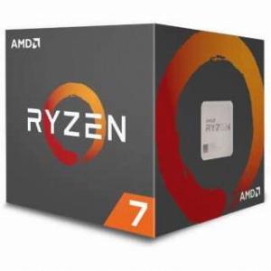 AMD 〔CPU〕 AMD Ryzen 7 2700X with Wraith Prism cooler YD270XBGAFBOX
