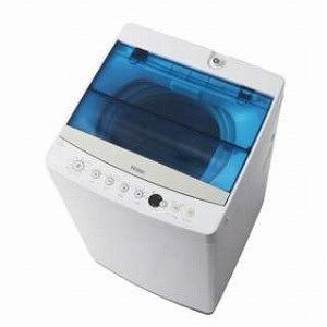 ハイアール 全自動洗濯機 (洗濯6.0kg) JW-C60A-W ホワイト(標準設置無料)