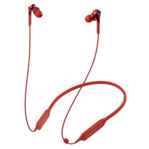 オーディオテクニカ Bluetoothイヤホン ATH-CKS770XBT RD レッド