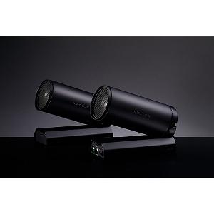 サーモス デジタルオーディオシステム [ハイレゾ対応 /2本 /フルレンジ(1ウェイ)スピーカー] SSB-380S-CGY スモークブラック(送料無料)