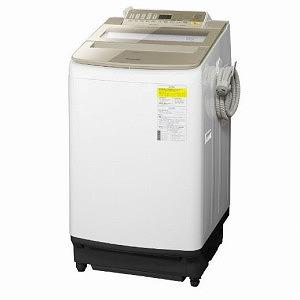 パナソニック 洗濯乾燥機 (洗濯8.0kg/乾燥4.5kg) NA-FW80S6-N シャンパン(標準設置無料)