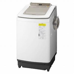 パナソニック 洗濯乾燥機 (洗濯8.0kg/乾燥4.5kg) NA-FD80H6-N シャンパン(標準設置無料)
