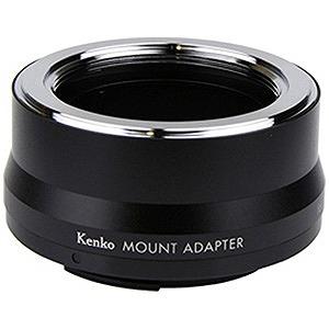 ケンコー・トキナー マウントアダプター MOUNT ADAPTER M42-EOS M マウントアダプターM42EOSM 「ボディ側:EOS M/レンズ側:M42」(送料無料)