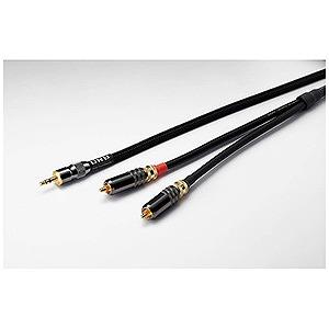 ORB ポータブルオーディオ用ラインケーブル 3.5mm-RCA(2.0m) CFMINITORCA2.0(送料無料)
