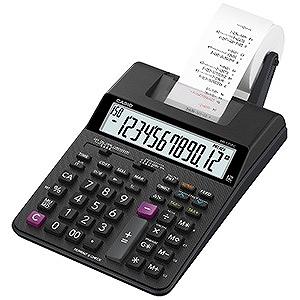 CASIO プリンター電卓 HR-170RCBK