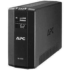 シュナイダーエレクトリック APC RS 550VA Sinewave Battery Backup 100V BR550S-JP