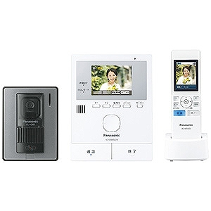 パナソニック ワイヤレスモニター付テレビドアホン 「どこでもドアホン」 VL-SWD220K(送料無料)