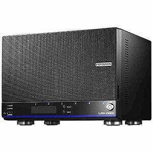 I・O・DATA NASサーバー〔6ドライブ・12TB(2TB×6)〕 HDL6-Hシリーズ HDL6-H12