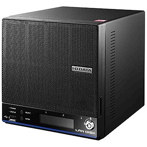 I・O・DATA NASサーバー 〔2ドライブ・8TB〕 拡張ボリューム採用モデル HDL2-H8/TM5