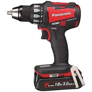 パナソニック Panasonic 充電ドリルドライバー 18V 3.0Ah (赤) EZ74A2PN2G-R, 吸入器コムネブライザ各種取扱 008b81d0