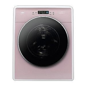 大宇電子 全自動洗濯機(洗濯3.0kg・左開き) DW-D30A-P ピンク(標準設置無料)