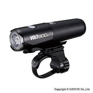 USB充電式LEDヘッドライト VOLT800(ブラック) HLEL471RC