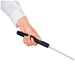 エレコム 緑色レーザープレゼンター(ペンタイプ) ELP-GL10PBK