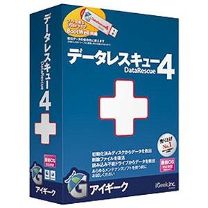 ニーズ 〔Mac版/USBメモリ〕 Data Rescue 4 (データレスキュー 4) DATA RESCUE 4(MAC