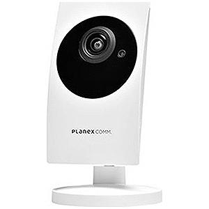 プラネックス カメラ一発! 有線/WLAN対応FHDネットワークカメラ 「カメラ一発!」 CS-W90FHD