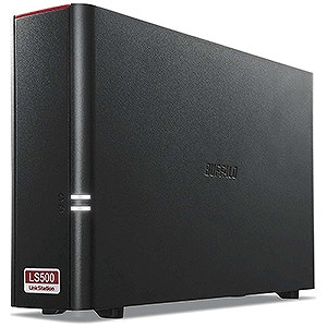 バッファロー ネットワークHDD 2TB[有線LAN/USB・Android/iOS/Mac/Win] LS510DN0201B