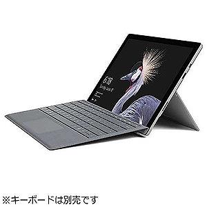 マイクロソフト キーボード別売Surface Pro(Core i5/128GB/8GB/ペン非同梱モデル) KJR-00014 シルバー(送料無料)