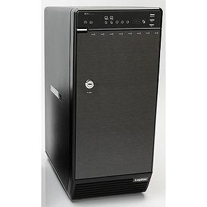ロジテック ハードディスクケース 3.5インチ 8台 LGB-BNHEU3シリーズ LGB-8BNHEU3 ブラック [8台](送料無料)