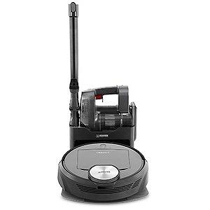 VAIO ハンディ掃除機搭載ロボット掃除機 「DEEBOT」 DR98 チタンブラック(送料無料)