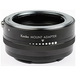 ケンコー・トキナー MOUNT ADAPTER NF-SONY E「ボディ側:ソニーE/レンズ側:ニコンF」 マウントアダプターNFSONYE(送料無料)