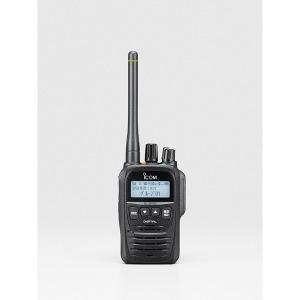 30ch 携帯型デジタルトランシーバー Bluetoothユニット内蔵 IC-DPR7BT