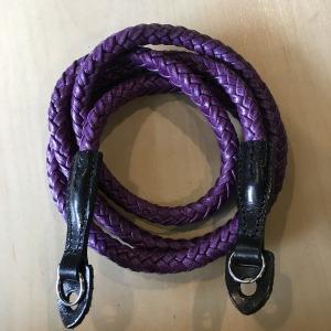 カメラストラップ  LCS042310 紫(送料無料)