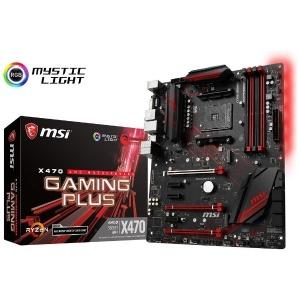 ゲーミングマザーボード MSI X470 GAMING PLUS [ATX]