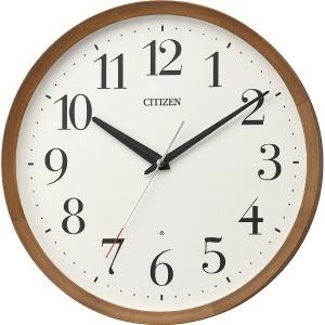 リズム時計工業 電波掛時計 8MY535006