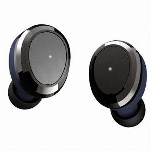 フルワイヤレスイヤホン OVAL-NAVY ネイビー [左右分離タイプ /Bluetooth]