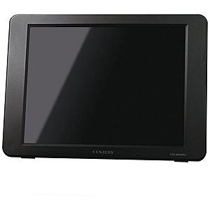 センチュリー 8型ワイド DVIマルチモニター plus one DVI LCD-8000DA2 ブラック