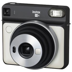 富士フィルム インスタントカメラ 『チェキ』 instax SQUARE SQ6 パールホワイト(送料無料)