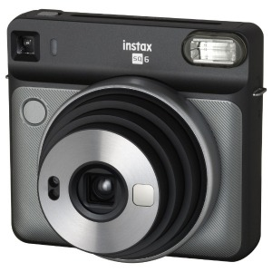 富士フイルム インスタントカメラ 『チェキ』 instax SQUARE SQ6 グラファイトグレー
