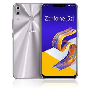 ASUS SIMフリースマートフォン Zenfone 5Z Series ZS620KL-SL128S6 スペースシルバー
