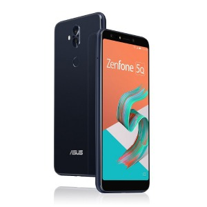 ASUS SIMフリースマートフォン Zenfone 5Q Series ZC600KL-BK64S4 ミッドナイトブラック(送料無料)
