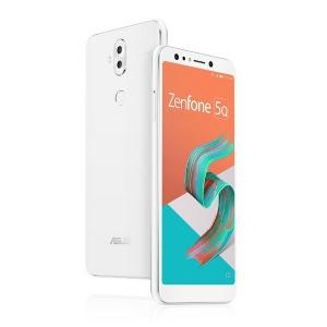 ASUS SIMフリースマートフォン Zenfone 5Q Series ZC600KL-WH64S4 ムーンライトホワイト(送料無料)