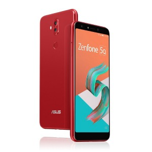 ASUS SIMフリースマートフォン Zenfone 5Q Series ZC600KL-RD64S4 ルージュレッド(送料無料)