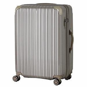グリーンワークス TSAロック搭載スーツケース(97-102L) TRI2035-67 ゴールド