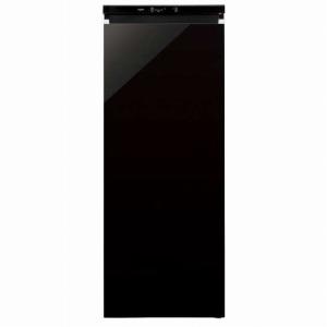 AQUA 冷凍庫 (153L・右開き) AQF-GS15G-K クリスタルブラック(標準設置無料)