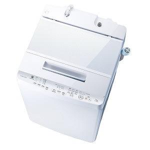 東芝 全自動洗濯機 (洗濯12.0kg) AW-12XD7-W グランホワイト(標準設置無料)