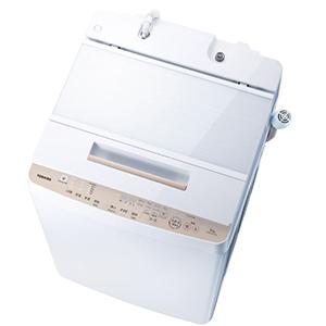 東芝 全自動洗濯機 (洗濯10.0kg) AW-BK10SD7-W グランホワイト(標準設置無料)
