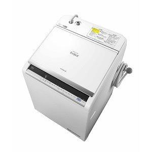 日立 タテ型洗濯乾燥機 (洗濯12.0kg/乾燥6.0kg)「ビートウォッシュ」 BW-DV120C ホワイト(標準設置無料)
