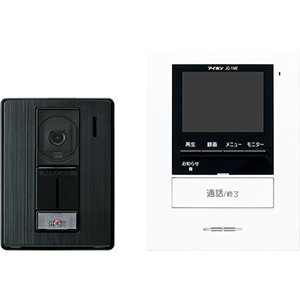 アイホン テレビドアホンセット 録画機能付 KI-66(送料無料)